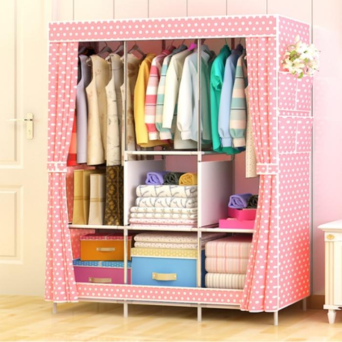 Mộng thấy tủ quần áo bằng vải thì hãy đánh con 10 - 36.