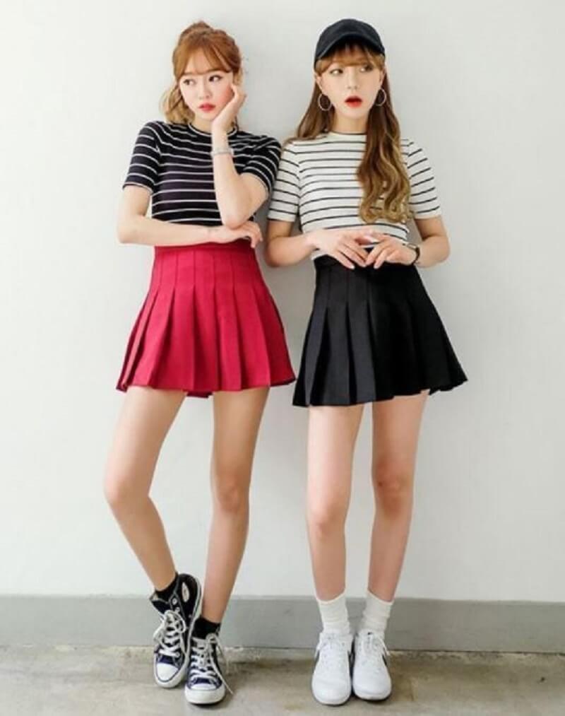 Mơ thấy nhiều cô gái mặc váy